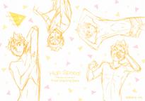 Hs rough sketch asahi