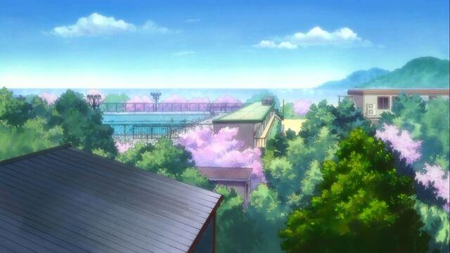 File:Iwatobi Town.jpg