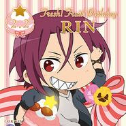 Rin bday icon 2016 chibi