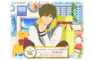 Makoto birthday surprise