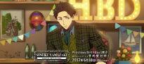 Sosuke precious bday