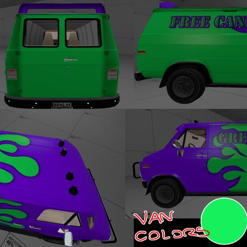 The van in Garry's Mod.