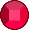 Ruby garnet