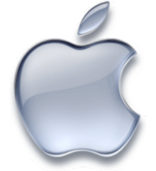 Tiedosto:Apple logo.png