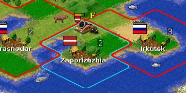 Curvy borders