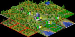 Exemple de ciutat