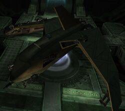 Civilian CTE-6000 Eagle Very Heavy Fighter