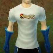 Thundercat's t-shirt