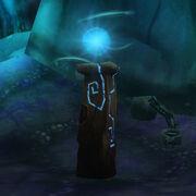 Mysterious Pillar