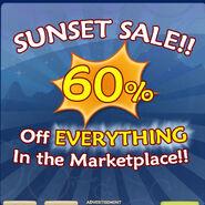 Sunsetsale