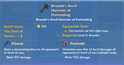 Brawler's Anvil Hammer of Pummeling item