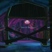 Den of Secrets ext