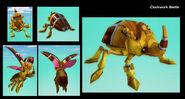 Clockwork beetle 500