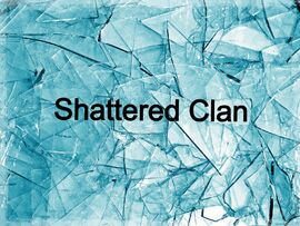 Shattered Clan Flag