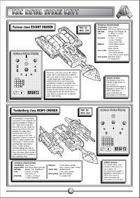 Full Thrust Fleet Book One