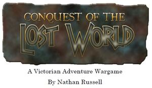 Conquest of the Lost World