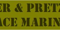 Beer and Pretzel Space Marines