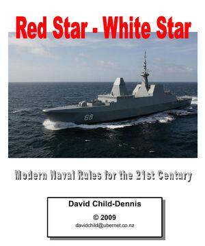 Redstar whitestar