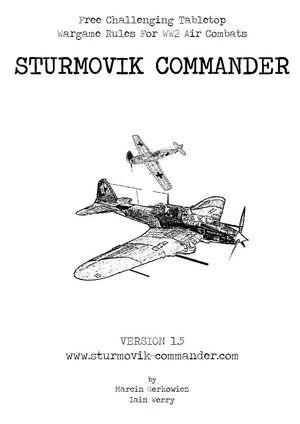 SturmovikCommander