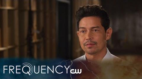 Frequency Anthony Ruivivar Interview The CW