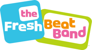 The Fresh Beat Band Logo