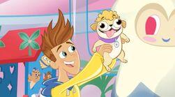Fresh Beat Band of Spies Twist Characters Nick Jr. Nickelodeon (4)
