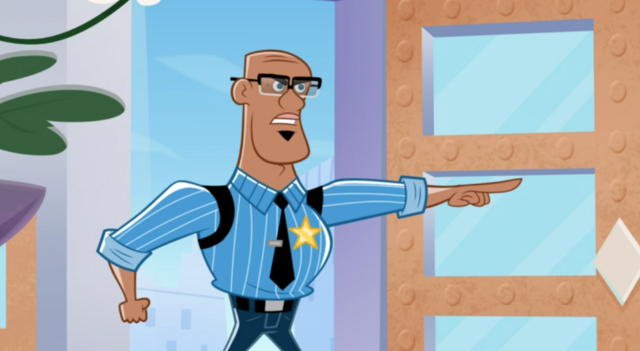 File:Fresh Beat Band of Spies Commissioner Goldstar Diamond The Nickelodeon Nick Jr.PNG