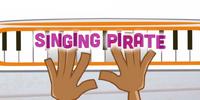 Singing Pirate