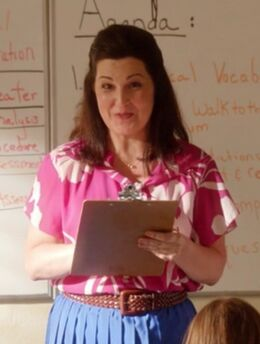 Mrs. Uveda