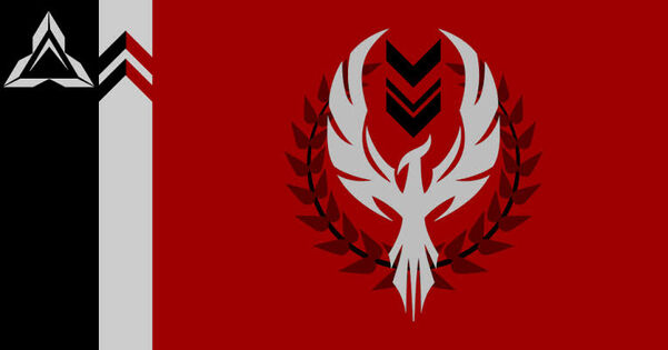 Helios empire flag by datschikinhed-d5oy74r