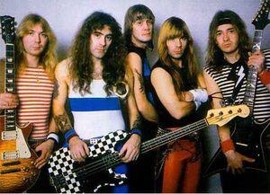 Ironmaidenbandlineup1985