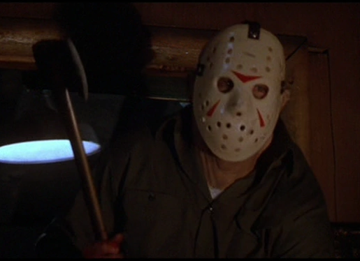Image result for friday the 13th - ax