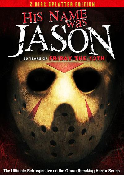 JASON DVDcover