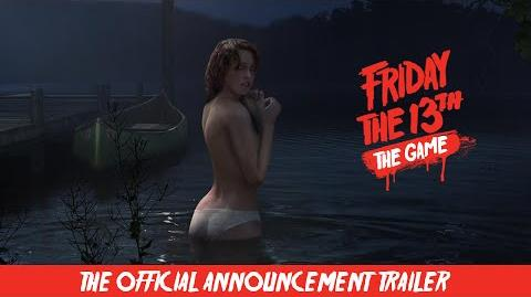 Friday the 13th- The Game - Official Announcement Trailer