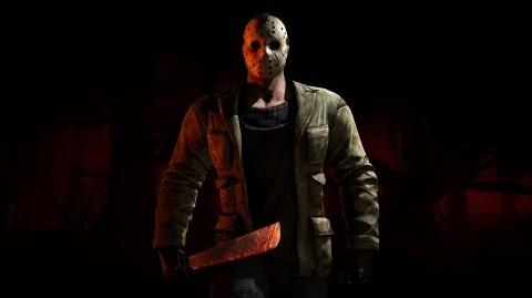 Mortal Kombat X - Jason Voorhees Reveal Trailer