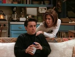 Joey & Rachel (1x13)
