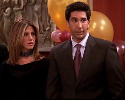Ross and Rachel (8x18)