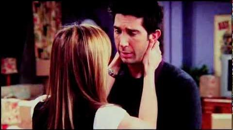 With or without you ross rachel