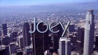 Joey title card
