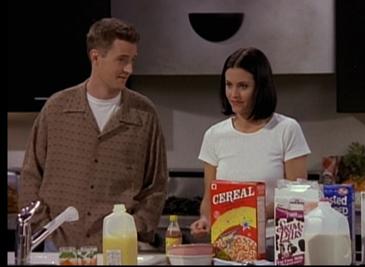 Chandler & Monica (3x25)