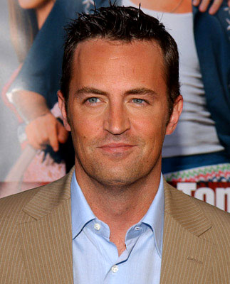 Matthew Perry Gay 38