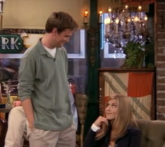 Chandler and Rachel