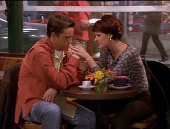 Kathy and Chandler