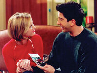 Ross and Mona