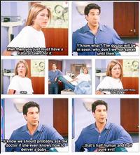 Rachel Ross Hospital Conversation (8x22)