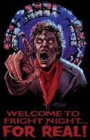 Welcome to Fright Night for Real - Jerry Dandrige by Jeff Zornow