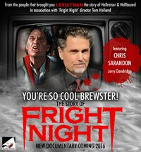 You're So Cool Brewster - Fright Night - Chris Sarandon