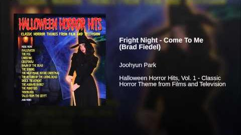 Fright Night - Come To Me (Brad Fiedel)