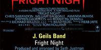 Fright Night (song)