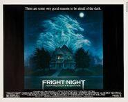 Fright Night 1985 Half Sheet Poster